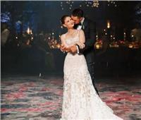 بصورة وتعليق.. هكذا احتفلت ابنة بيل جيتس بزفافها من نايل نصار