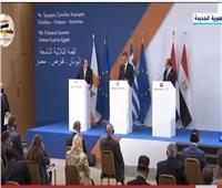 الرئيس السيسي: ضرورة خروج كافة القوات الأجنبية والمرتزقة من ليبيا