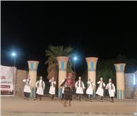 «قصور الثقافة» تواصل احتفالاتها بتعامد الشمس على وجه رمسيس بأسوان  صور