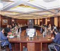 جمعية رجال أعمال إسكندرية تبحث سبل التعاون مع وفد دول «الإيبرو أمريكية»