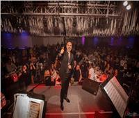 صور  وائل جسار يتألق في حفل كندا