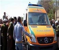 مصرع وإصابة 12 شخص في انقلاب سيارة بطريق سوهاج - البحر الأحمر