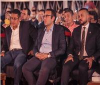 محمد الجارحي يعلن ترشحه في انتخابات الأهلي.. «رفع راية الكيان»