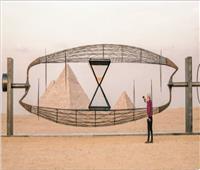 آمال عثمان تكتب: هضبة الأهرامات الحلم الأثير لكل مبدعى العالم