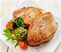 لأكل صحي.. طريقة تحضير سمك التونة المشوية