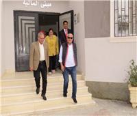 على محور 30 يونيو.. افتتاح المقر الجديد لجهاز مدينة العبور