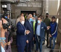 «الخشت»: افتتاح المرحلة الأولى من مستشفى ثابت ثابت نوفمبر| صور