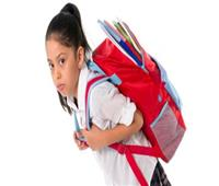 استشاري علاج طبيعي: ثقل وزن الحقائب المدرسية يشوه العمود الفقري للأطفال