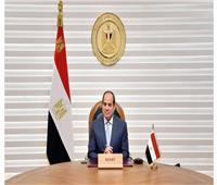 ننشر نص كلمة الرئيس السيسي في افتتاح أسبوع القاهرة للمياه