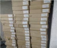 ضبط كمية من الأدوات الصحية مجهولة المصدر بمدينة نصر