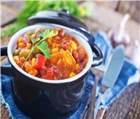 لعشاق الأكل النباتي والصحي  طريقة تحضير «ايدام الخضار»