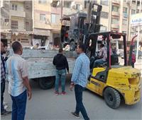 الجيزة تكثف حملاتها لحظر سير «التوك توك» بمحور أنور السادات
