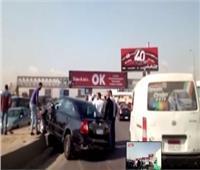 مصرع 9 أشخاص وإصابة 5 آخرين في حادث سير بمحيط طريق السويس