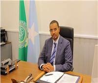 سفير الصومال بالقاهرة يطالب بدعم عربي وأفريقي لبلاده في مواجهة الجفاف