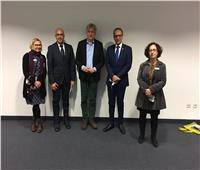 «الحاج» يقدم الدعوة لألمانيا لحضور معرض القاهرة الدولي للكتاب