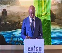 وزير المياه السنغالي: المياه تُمثل تحديًا كبيراً و شرطا أساسيا لمكافحة الجوع والفقر