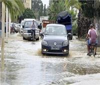 مصرع 3 أشخاص إثر فيضانات بعد أمطار غزيرة في تونس