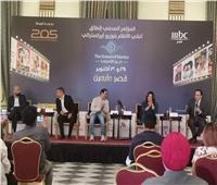 انتهاء فعاليات المؤتمر الصحفي لحفل «صوت السينما»