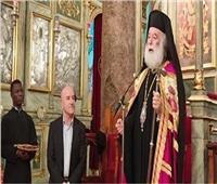 البابا ثيودروس يعود إلى مصر بعد انتهاء زيارته لتنزانيا