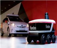روبوتات لتوصيل البريد في موسكو