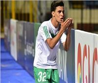 الدوري المصري  فوزي الحناوي يسجل الهدف الثاني للاتحاد