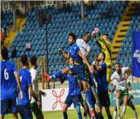 الدوري المصري مابولو يسجل هدف التعادل للاتحاد في مرمى سموحة