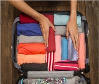 كيف يمكنك ترتيب حقيبة السفر بطريقة صحيحة؟