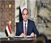 الرئيس ينسب الفضل لأهله.. شهداء مهدوا الطريق لإلغاء الطوارئ وعودة الاستقرار