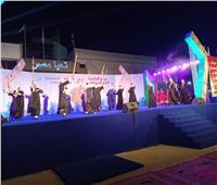 إنطلاق الدورة الـ21 من مهرجان الإسماعيلية الدولى للفنون الشعبية