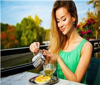 منها الشاي الأخضر.. 5 مشروبات صباحية لإنقاص الوزن