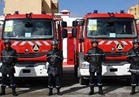 السيطرة على حريق نشب داخل شقة سكنية بالفيوم