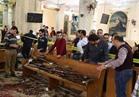 بدء مراسم تشييع جنازة شهداء حادث الكنيسة المرقسية بالإسكندرية