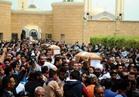 تشييع جثامين 7 من ضحايا تفجيرات الكاتدرائية المرقسية بالإسكندرية