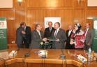 الري توقع بروتوكول تعاون مع البنك الأهلي لتمويل امتداد ممشى أهل مصر