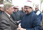 وزير الأوقاف: من مات فى سبيل حماية كنيسة كمن مات لحماية مسجد