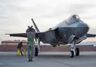 واشنطن ترسل مقاتلات إف-35 إلى أوروبا في مهمة تدريبية