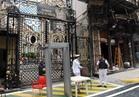 الجيش ينتهي من ترميم الكاتدرائية المرقسية بالإسكندرية