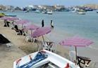 شواطئ الإسكندرية في إنتظار زوارها في شم النسيم