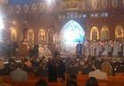 محلب والعصار يصلان الكاتدرائية لتهنئة البابا تواضروس بقداس القيامة