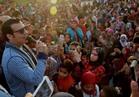 صور.. إيهاب توفيق وطارق علام يحتفلان بيوم اليتيم في «الفسطاط»