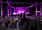 بالصور.. بدء توافد عشاق »عاصي الحلاني« على حفل أعياد الربيع بشرم الشيخ