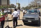 خدمات مرورية مكثفة بالمنتزهات والحدائق وكورنيش النيل في شم النسيم