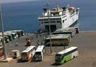 844 معتمرا يغادرون ميناء سفاجا إلى السعودية