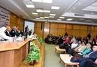 مناقشة تطبيق الأبحاث العلمية في المجالات التنموية بجامعة الزقازيق..الأربعاء
