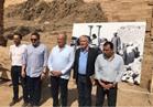 وزير التنمية المحلية يشارك العناني في افتتاح معرض الصور بالأقصر
