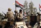 مقتل تكفيريين وتدمير عربتين ربع نقل بشمال سيناء