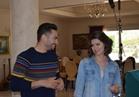 """بالصور   تعرف علي أسرة حمادة هلال في مسلسل """"طاقة القدر"""""""