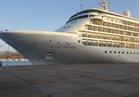 وصول 547 سائحاً لميناء شرم الشيخ البحرى لزيارة الأماكن السياحية