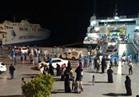 وصول و سفر 2396 معتمر بموانئ البحر الأحمر