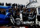 مصرع 17 تلميذا في حادث تصادم بجنوب أفريقيا